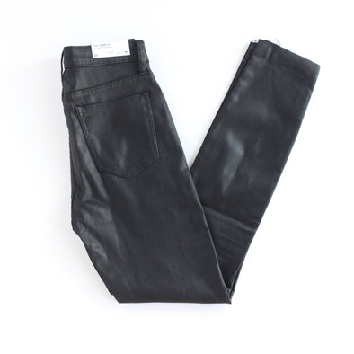 Joe's Jeans The Charlie Ankle - Black Coated