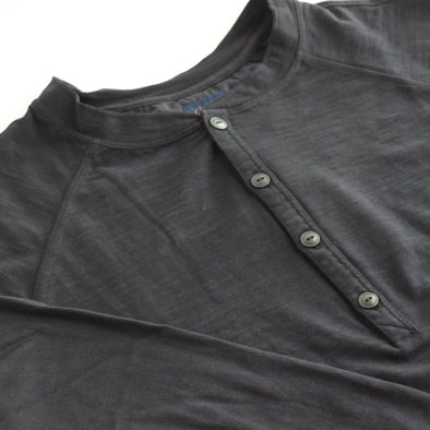 Good Man Brand Henley - Black