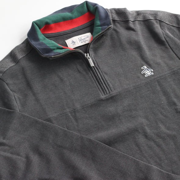 Original Penguin French Rib 1/4 Zip