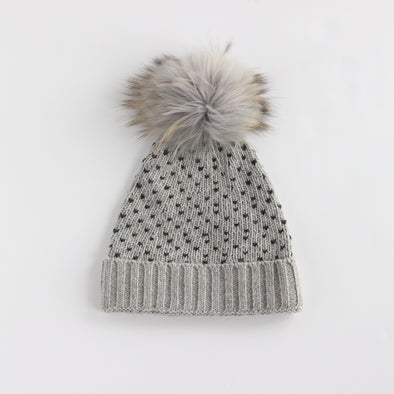 Heartloom Riva Beanie - Heather