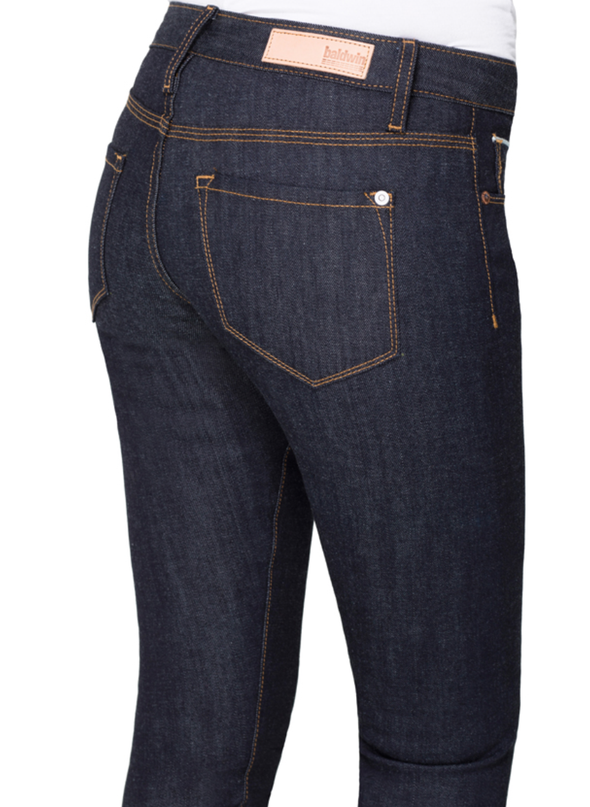 Baldwin Denim The Ten - Dry Selvage