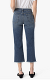 Joe's Jeans The Wyatt Retro Crop - Saxon