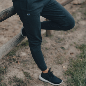 The Normal Brand Puremeso Jogger - Charcoal