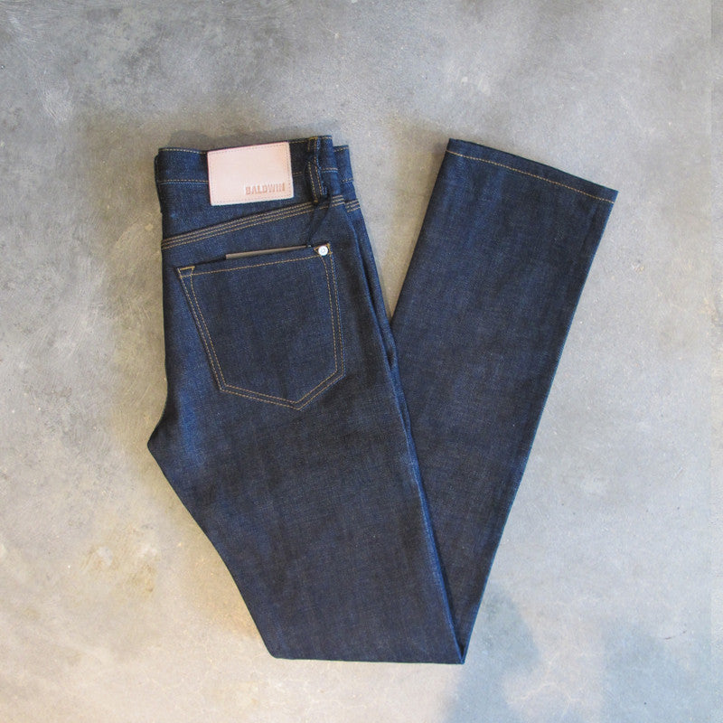 Baldwin Denim - The 76 - Dry