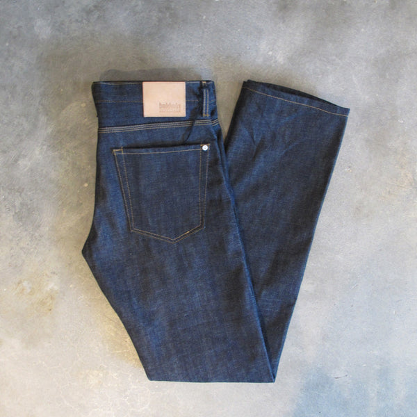Baldwin Denim - Reed - Dry Selvedge