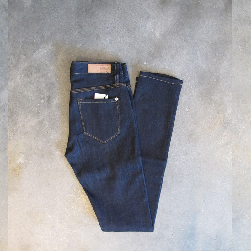 Baldwin Denim - The Ten - Dry Selvage