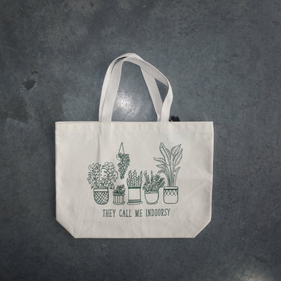 Towne9 Everyday Tote - Canvas