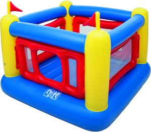 Bestway Castle Bouncer 1.7m x 1.7m x 1.35m - BestwayEgypt