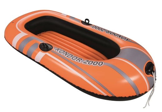 Bestway Hydro Force Inflatable Raft - 1.96m x1.14m