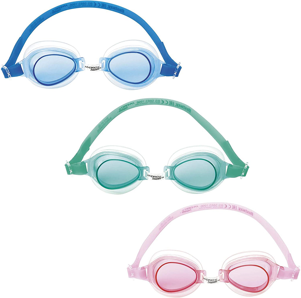 Bestway High Style Swimming Goggles - BestwayEgypt