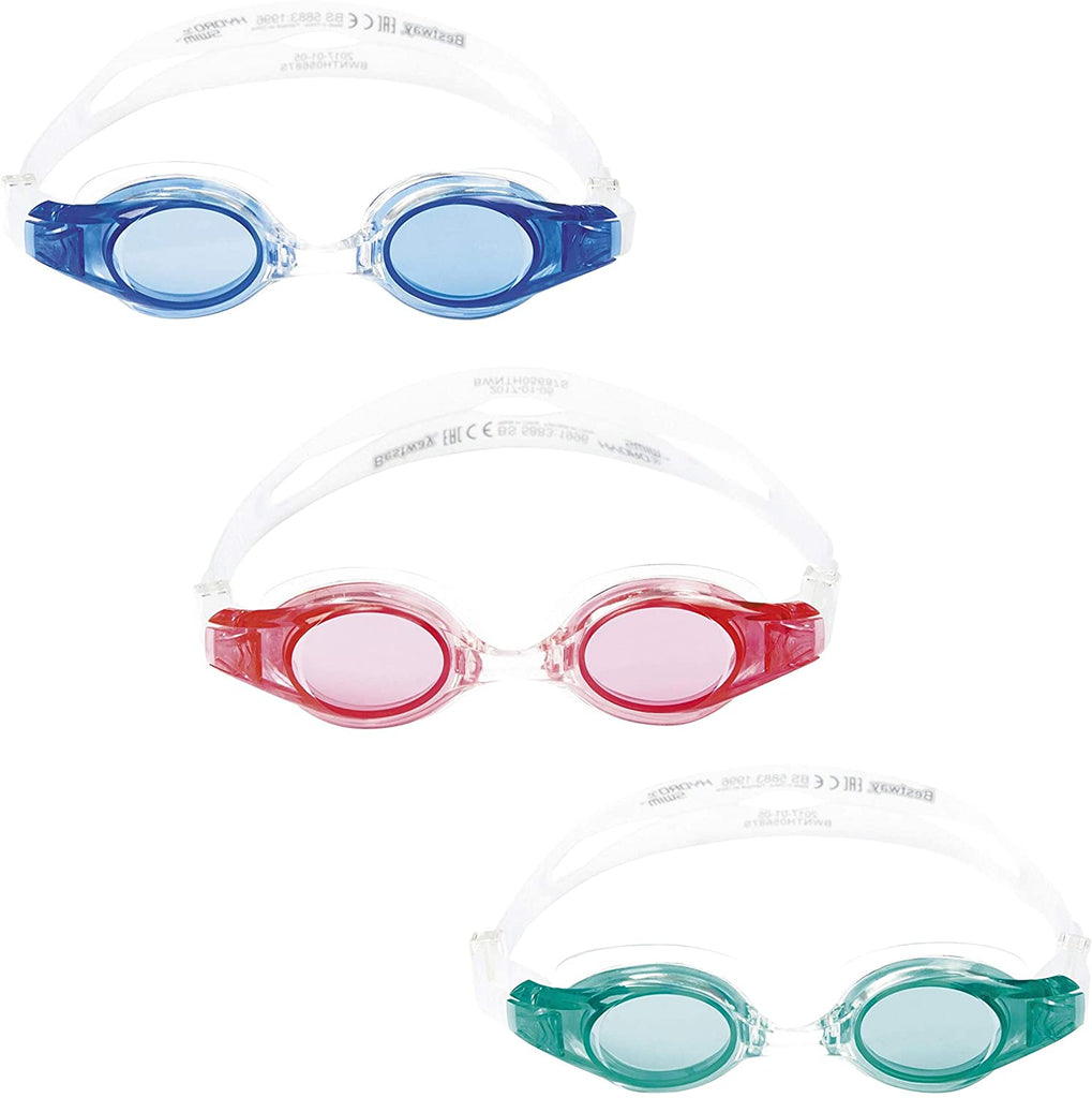 Bestway Hydro Swim Lil 'Wave Junior Kids Swimming Goggles - BestwayEgypt