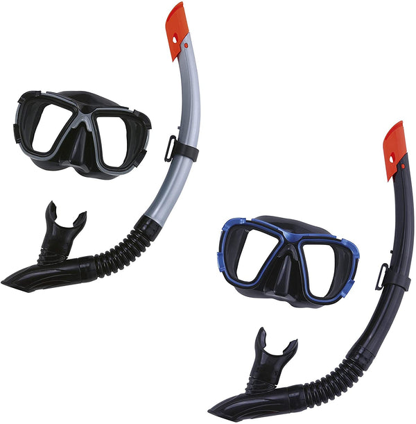Bestway Blacksea Diving Set with Mask and Snorkel - BestwayEgypt