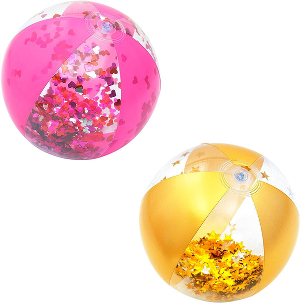 Bestway Floating Fashion Glitter Water Ball - BestwayEgypt