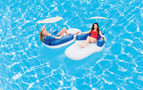 Bestway  CoolerZ Double the Fun Lounge 1.98m x 1.04m - BestwayEgypt