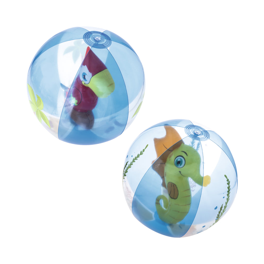 Bestway 51cm Friendly Critter Beach Ball - BestwayEgypt