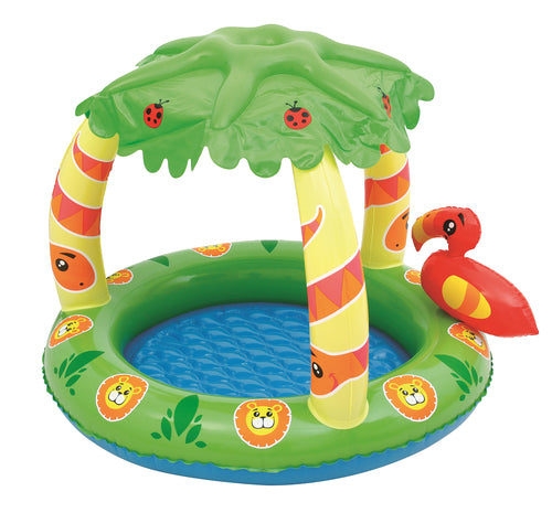 Bestway Friendly Jungle Play Pool 99cm x 91cm x 71cm - BestwayEgypt