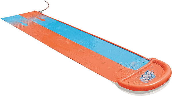 H20Go Water Slide, Blue and Orange 5.5m - BestwayEgypt