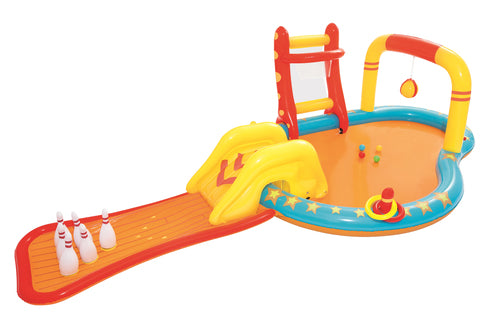 Bestway Kiddie Pools for Unisex , 435x213x117 cm - BestwayEgypt