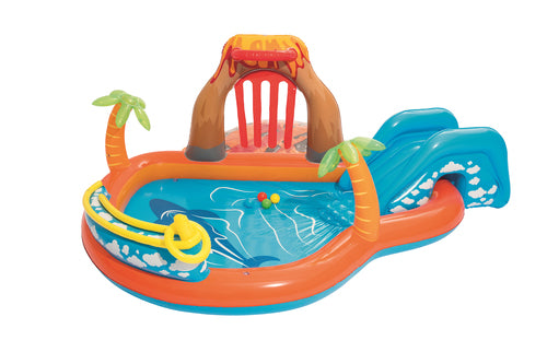 Bestway Lava Lagoon Play Center, 265X265X104 cm - BestwayEgypt