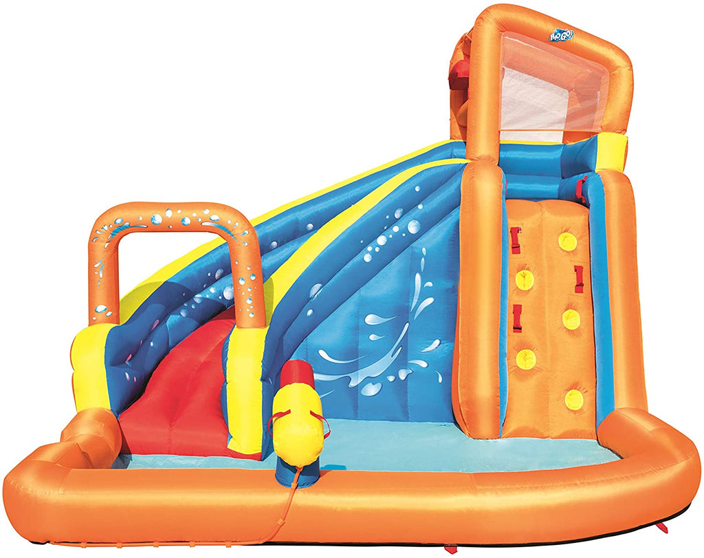 Turbo Splash Inflatable Mega Bouncy Castle Water Park  (3.65m*3.20m*2.70m) - BestwayEgypt