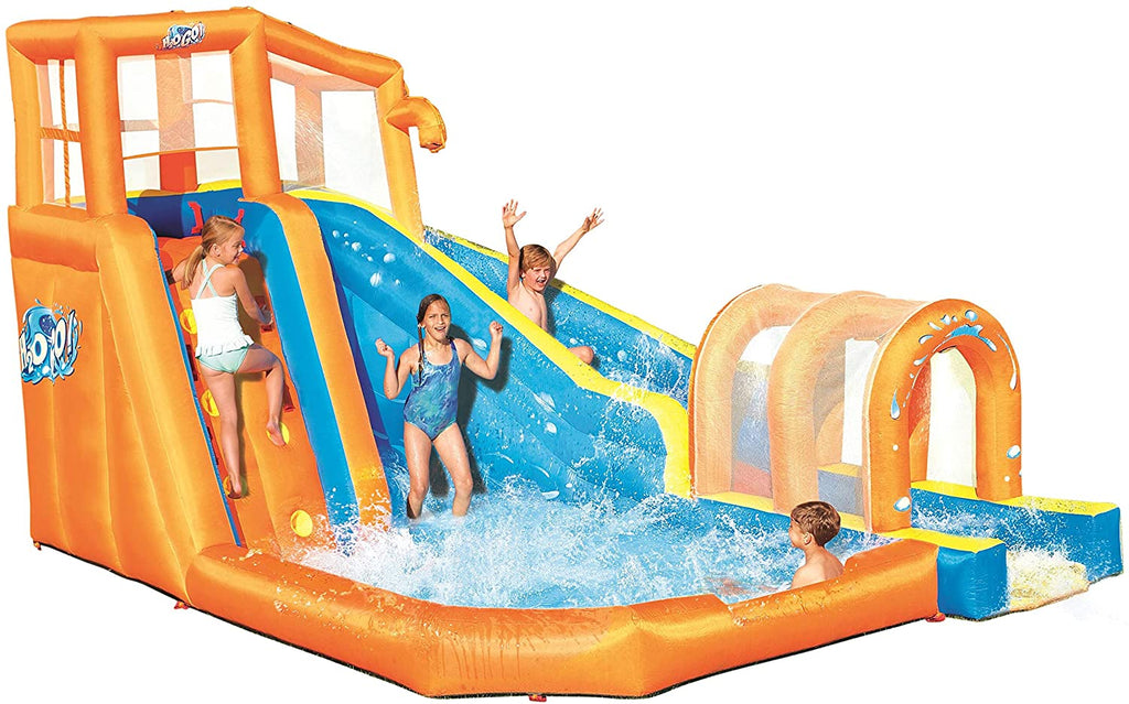 Hurricane Tunnel Blast Inflatable Water Park Play Center - BestwayEgypt