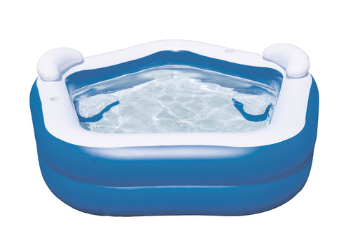 Bestway Family Fun Pool 213x206x69 cm - BestwayEgypt