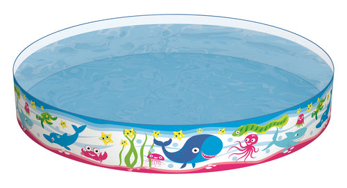 Bestway Fill 'n fun pool 1.52m x H25cm - BestwayEgypt