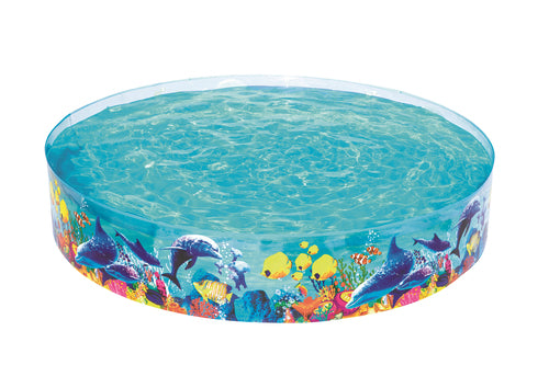 Bestway Fill 'n fun pool 2.44m x H46cm - BestwayEgypt