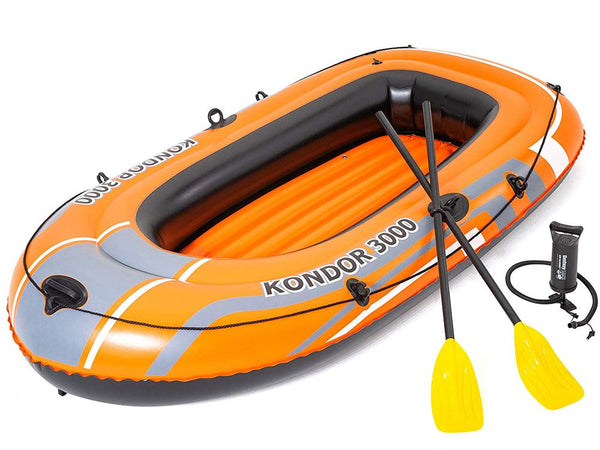 Bestway Hydro-Force Raft Set 2.42m x 1.41m - BestwayEgypt