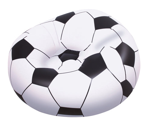 Bestway InflatableBeanless Soccer Ball Chair - BestwayEgypt