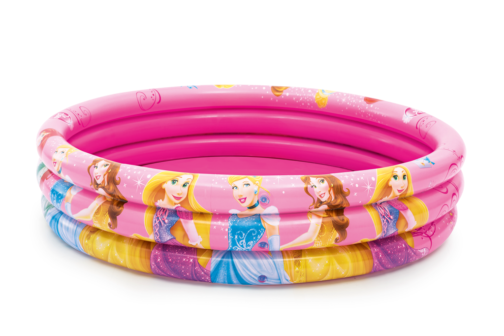 Princess Φ1.22m x H25cm 3-Ring Pool - BestwayEgypt