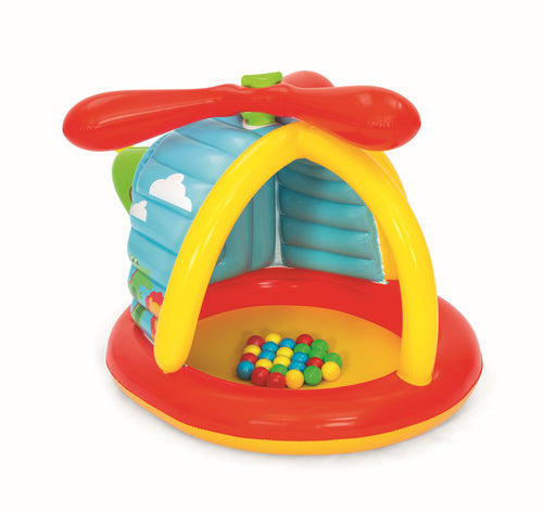 Fisher Price Helicopter 155 x 102 x 91 cm - BestwayEgypt