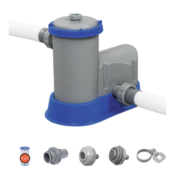 Flowclear 1500gal Filter Pump - BestwayEgypt