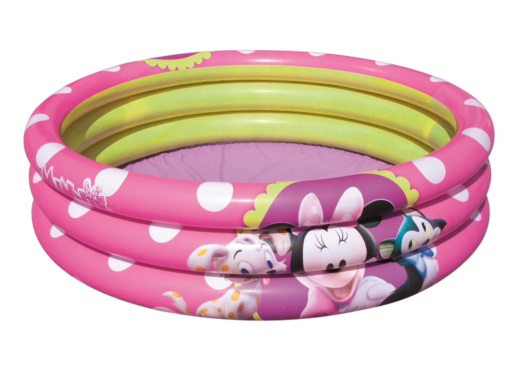 Minnie Φ1.02m x H25cm 3-Ring Pool - BestwayEgypt