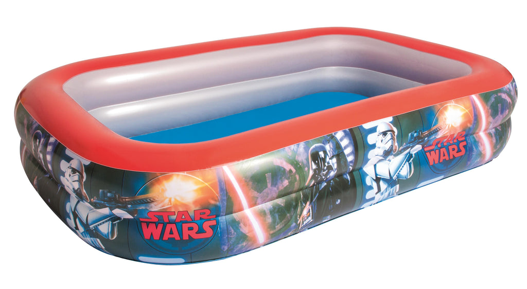 Star Wars 2.62m x 1.75m x 51cm Family Pool - BestwayEgypt