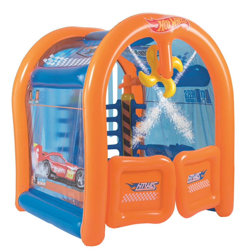 Hot Wheels 1 53m X 1 31m X 1 50m Car Wash Center Bestwayegypt