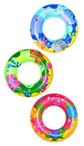 Sea Adventures Swim Ring 51 cm