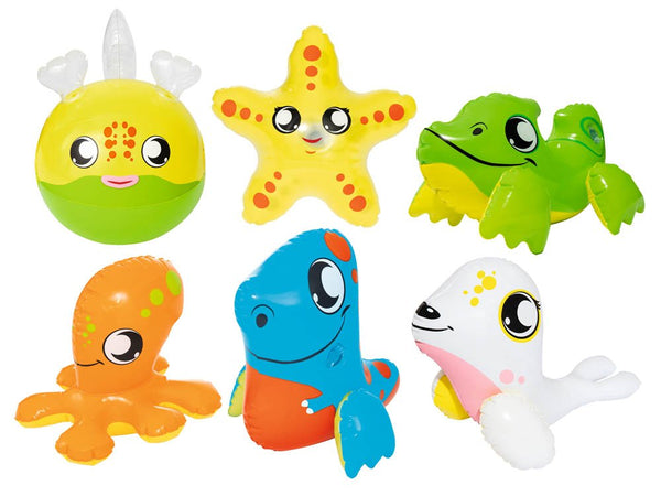 Inflatable Fish Novelty Bath Toys - BestwayEgypt