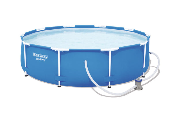Steel Pro 3.05m x 76cm Pool Set - BestwayEgypt