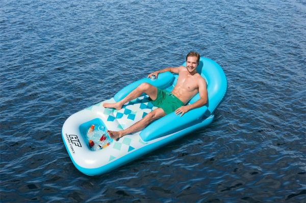 CoolerZ 2.31m x 1.07m Lazy Cooler Lounge - BestwayEgypt