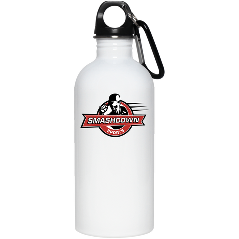 23663 20 oz. Stainless Steel Water Bottle Male