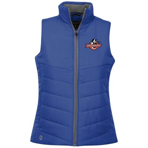 229314 Holloway Ladies' Quilted Vest