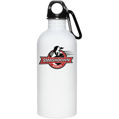 23663 20 oz. Stainless Steel Water Bottle Female