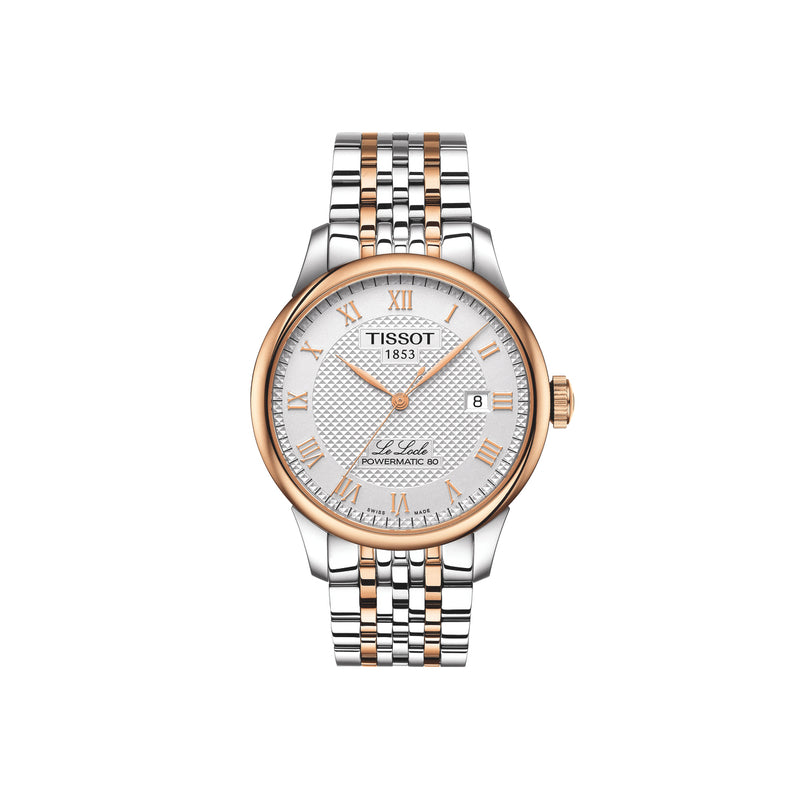 Tissot Le Locle Powermatic 80 - Duffs Jewellers