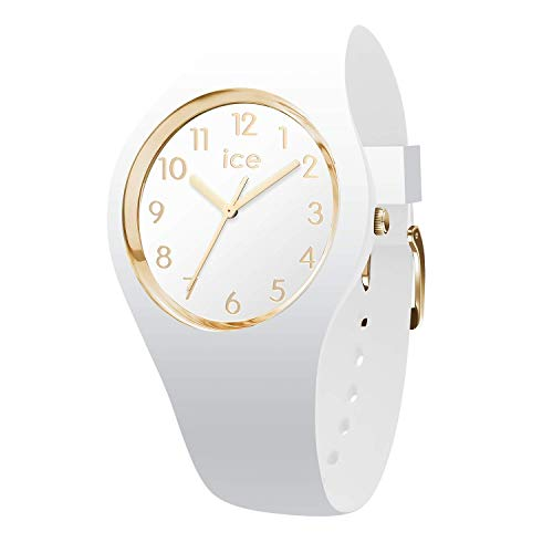 Ice Watch 015339 WHITE Silicone Woman Watch