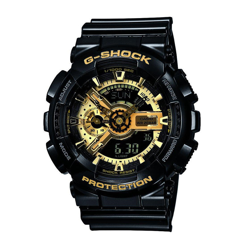 G-SHOCK DUO CHRONO GA110GB-1