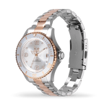 ICE steel - Silver rose-gold - Small