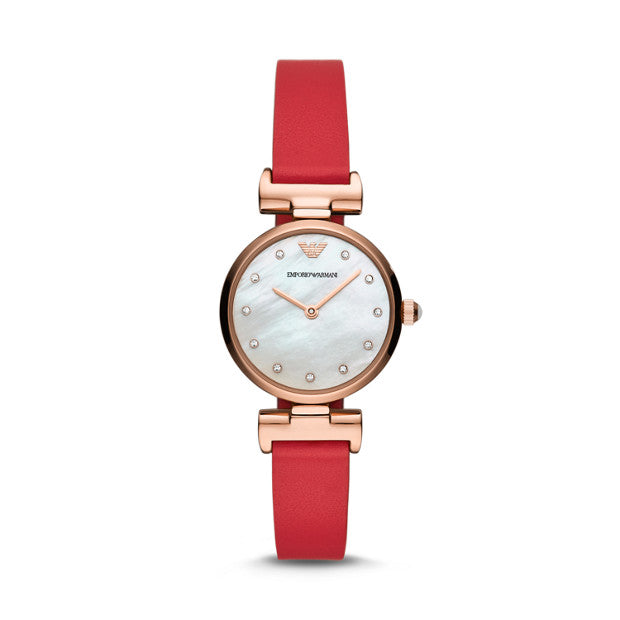 Emporio Armani Multicolor Analogue Watch - Duffs Jewellers