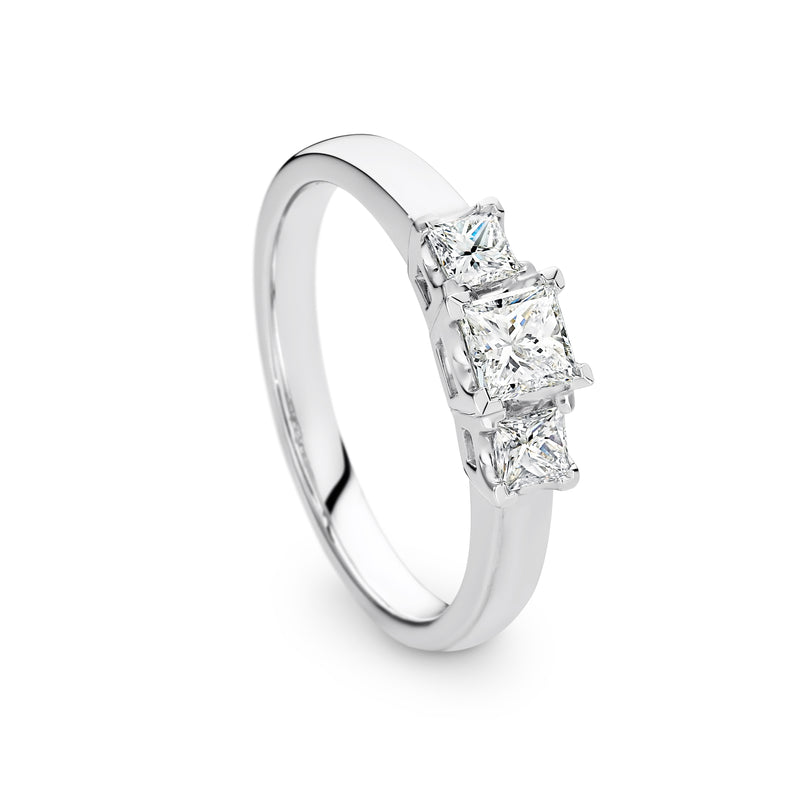 Rebecca Engagment Ring - Duffs Jewellers
