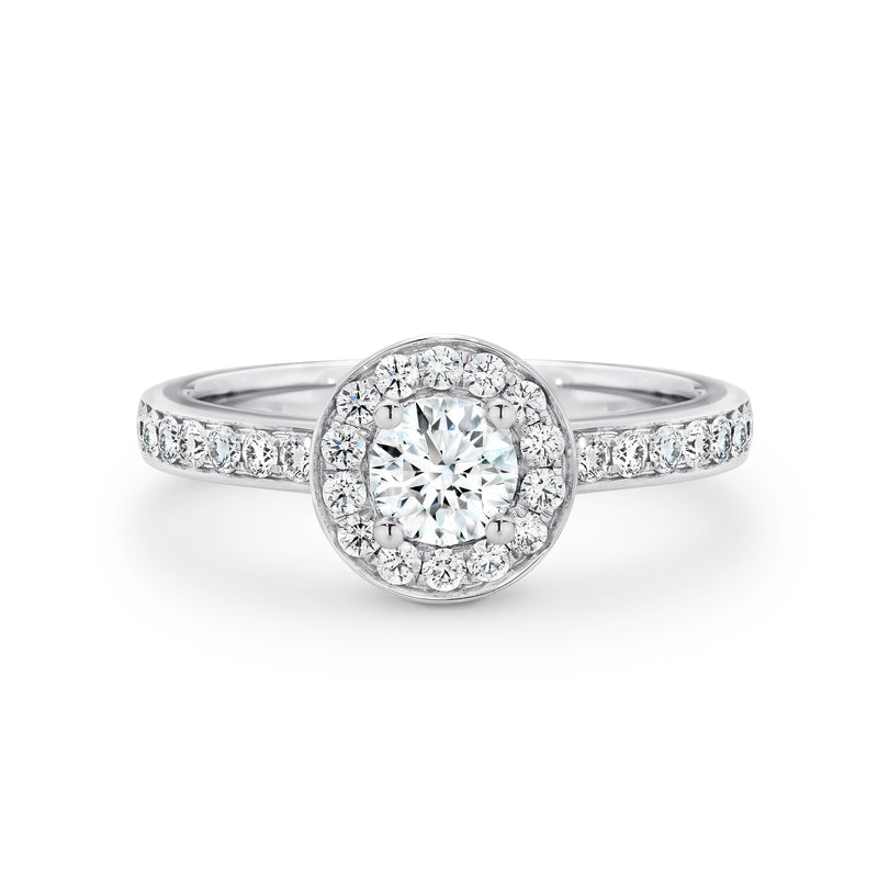 Audrey Engagment Ring - Duffs Jewellers